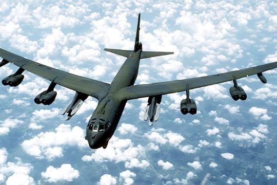 Máy bay ném bom chiến lược B-52 của Mỹ