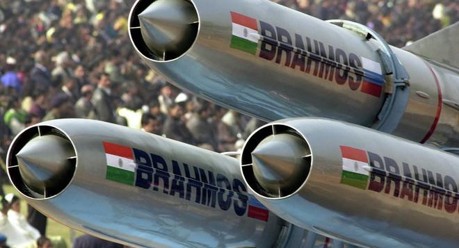 Tên lửa siêu thanh BrahMos