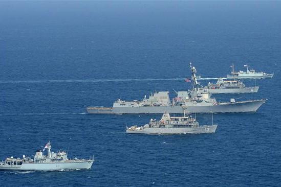 IMX là cuộc tập trận hàng hải quốc tế lớn thứ hai do Mỹ tổ chức