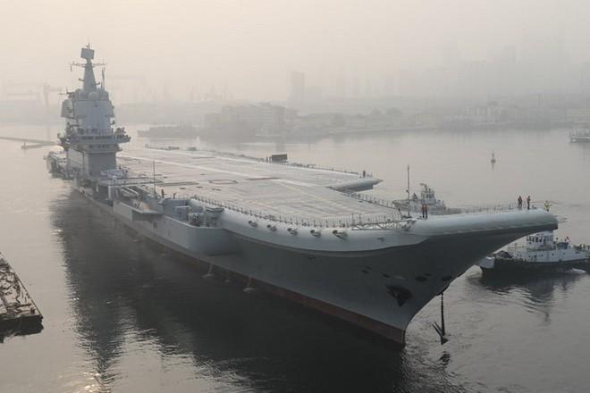 Tàu sân bay Type 001A của Trung Quốc