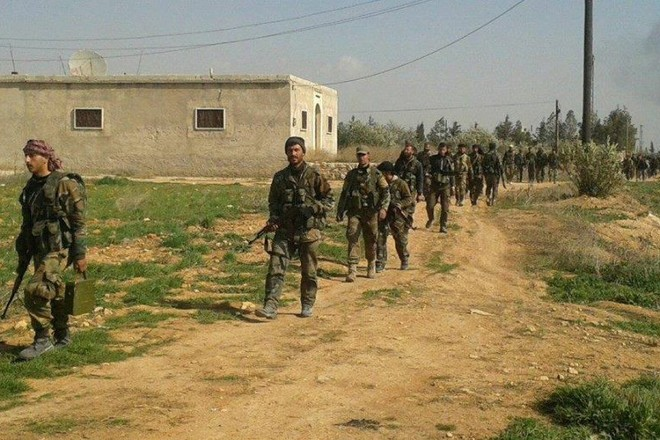 Lực lượng đặc nhiệm số 25 (trước đây là Lực lượng Tiger) của quân đội Syria