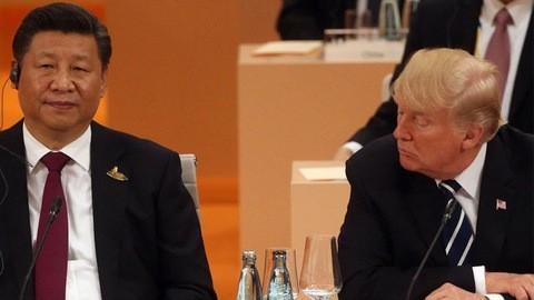 Mối quan hệ giữa Trung Quốc và Mỹ ngày càng trở nên căng thẳng
