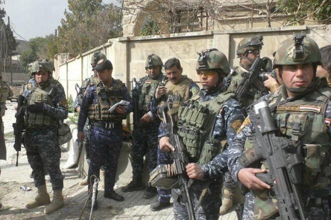 Lực lượng cảnh sát Iraq