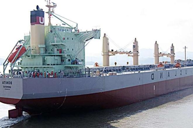 9 thuyền viên trên tàu MV Bonita bị bắt làm con tin được được thả