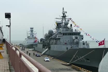 Tàu chiến của Hải quân Thổ Nhĩ Kỳ