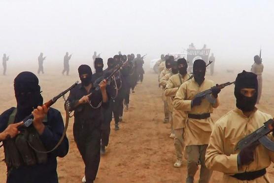Các tay súng thuộc tổ chức khủng bố Nhà nước Hồi giáo (IS) tự xưng