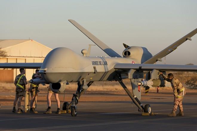 Máy bay không người lái Reaper của Pháp lần đầu không kích tại Mali