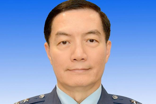 Tướng Không quân Đài Loan Shen Yi-min