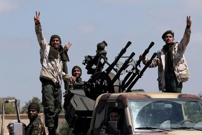 Lực lượng Quân đội Quốc gia Libya (LNA)