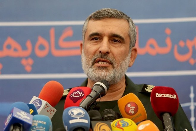 Tướng Amir Ali Hajizadeh