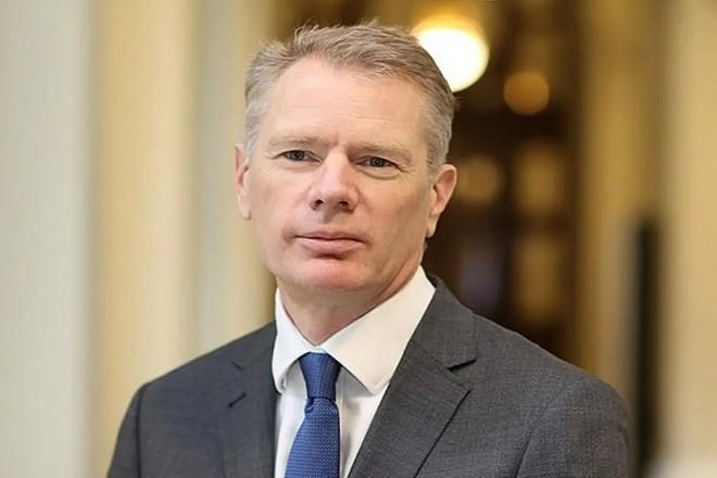 Đại sứ Anh tại Iran, ông Rob Macaire
