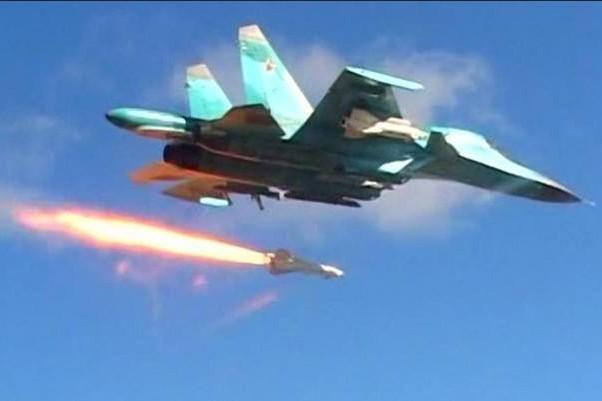 Máy bay chiến đấu của Không quân Nga
