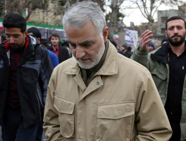 Tướng Qasem Soleimani bị Mỹ ám sát vào ngày 3-1