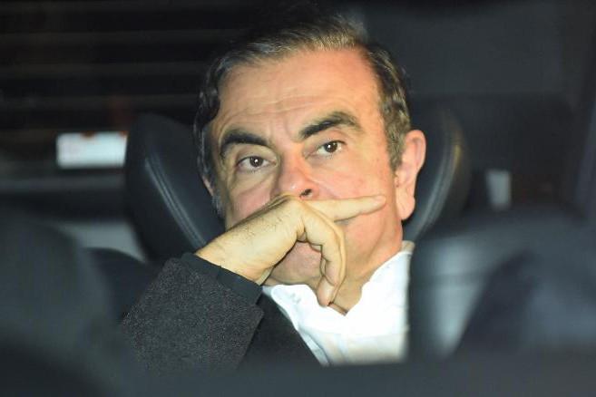 Cựu Chủ tịch Nissan Motor, ông Carlos Ghosn