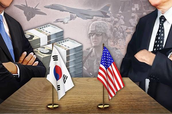 Mỹ cho rằng Hàn Quốc phải chia sẻ chi phí quân sự nhiều hơn nữa trong thời gian tới