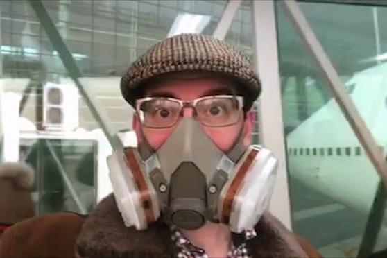 Matt Raw, công dân Anh chờ được sơ tán khỏi Vũ Hán