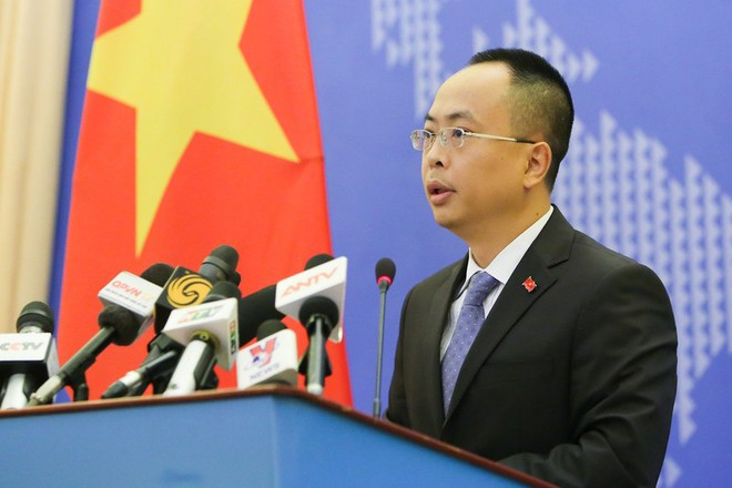 Phó Phát ngôn Bộ Ngoại giao Đoàn Khắc Việt