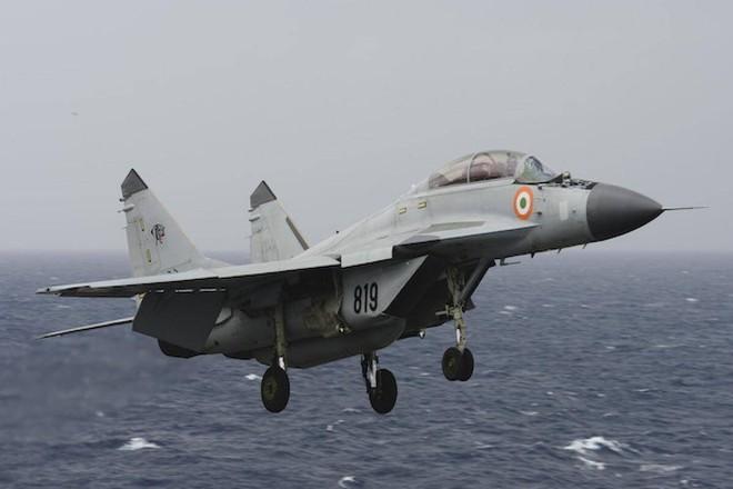Máy bay chiến đấu MiG-29K