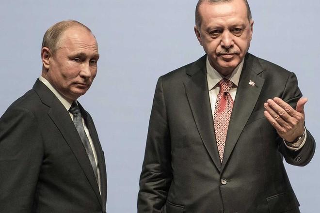 Mối quan hệ giữa Nga và Thổ Nhĩ Kỳ hiện trong tình trạng căng thẳng