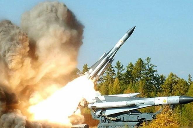 Bị S-200 Syria nhắm bắn, F-16 Thổ Nhĩ Kỳ vội vã tháo chạy
