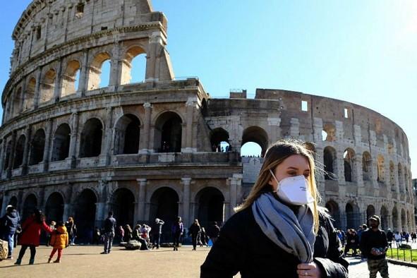 Italy hiện có số ca nhiễm Covid-19 nhiều nhất châu Âu