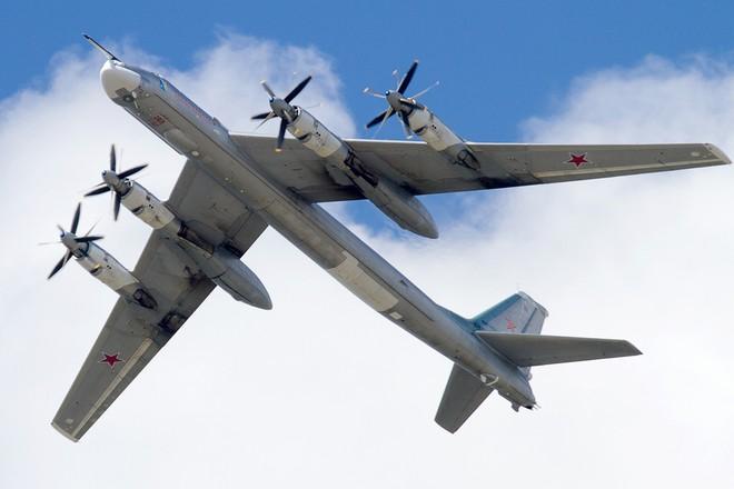 Tupolev Tu-95 Bear, loại máy bay ném bom chiến lược của Nga