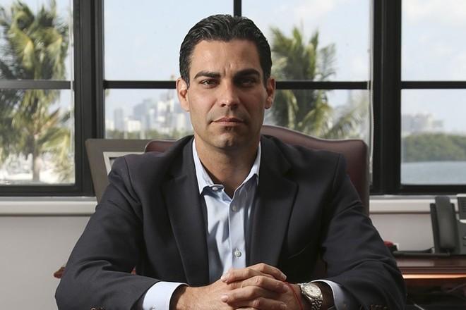 Thị trưởng thành phố Miami (Mỹ) Francis Suarez