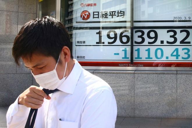 Hiện số người nhiễm Covid-19 tại Nhật Bản đã vượt 800 trường hợp