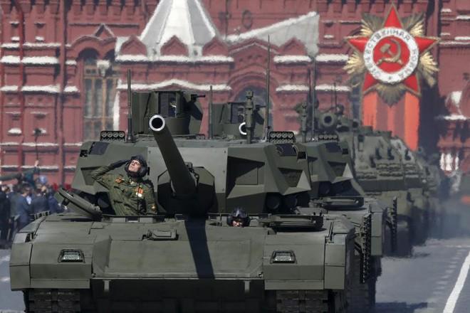Cuộc duyệt binh Ngày Chiến thắng ở Matxcơva, Nga