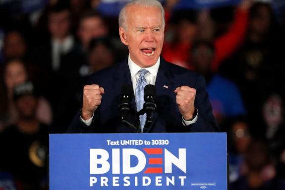 Cựu Phó Tổng thống Mỹ Joe Biden