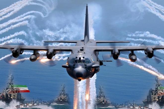 Cường kích AC-130 của Mỹ