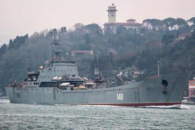 Tàu LST ORSK 148 của Nga