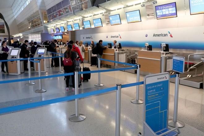 Sân bay Dallas, Mỹ. Ảnh minh họa