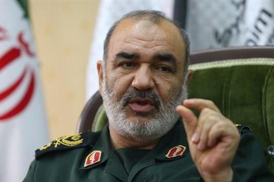 Thiếu tướng Iran Hossein Salami
