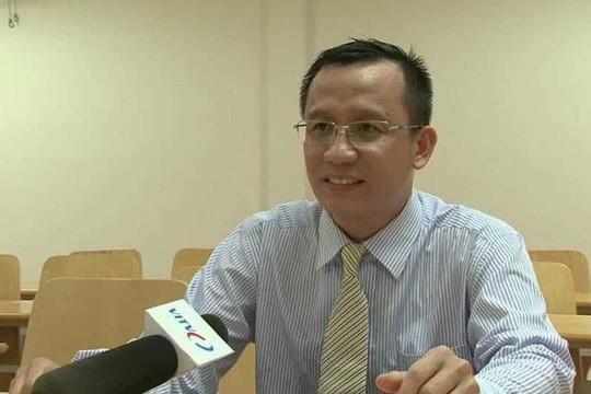 Tiến sĩ, chuyên gia tài chính Bùi Quang Tín