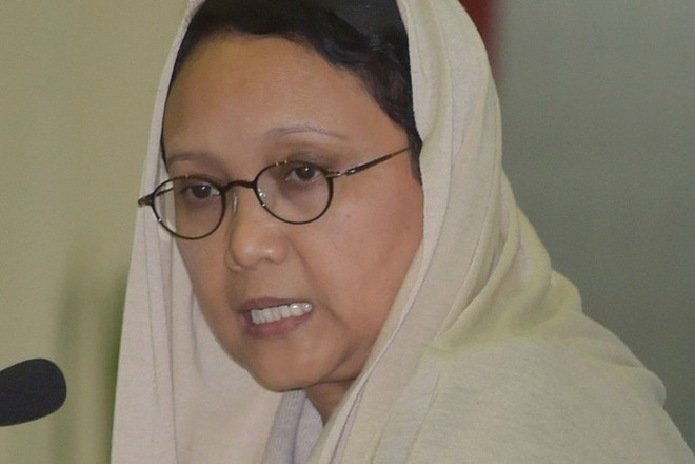 Bộ trưởng Ngoại giao Indonesia Retno Marsudi