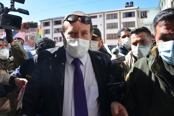 Ông Marcelo Navajas bị bắt giữ hôm 20-5