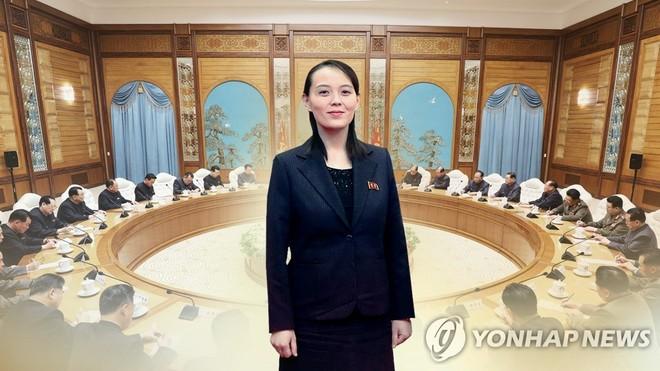 Bà Kim Yo-jong, Phó Chủ tịch thứ nhất Trung ương đảng Lao động Triều Tiên