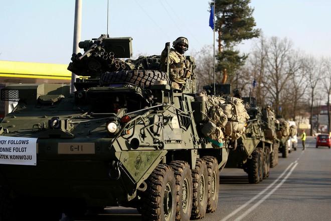 Mỹ lên kế hoạch giảm quân đồn trú tại Đức
