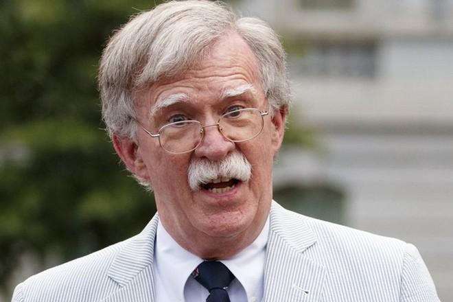 Ông John Bolton, cựu Cố vấn An ninh quốc gia Mỹ