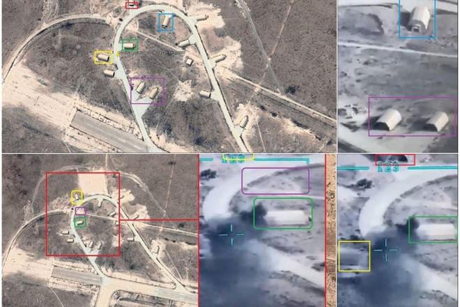 Căn cứ không quân Al-Watiyah ở phía Tây Libya