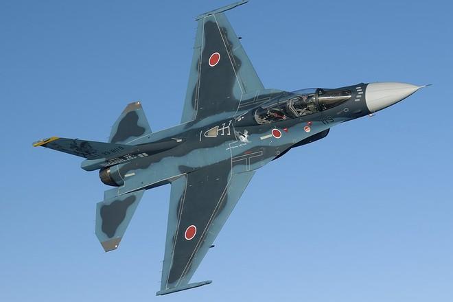 Nhật Bản dự định thay thế máy bay F-2 của Lực lượng Phòng vệ trên không bằng loại mới, hiện đại hơn