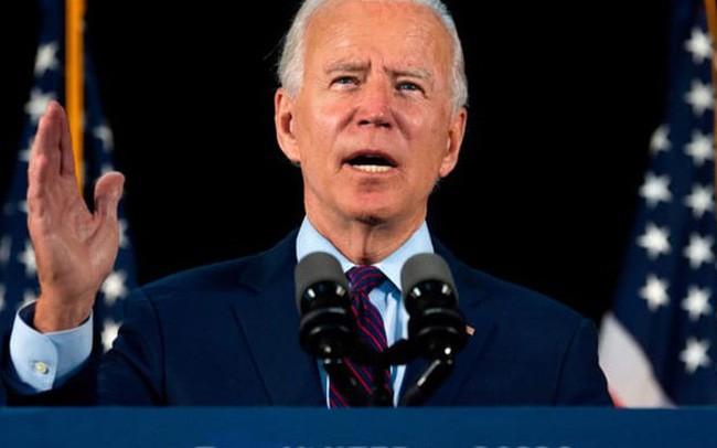 Ông Joe Biden, ứng cử viên của đảng Dân chủ tham gia cuộc bầu cử Tổng thống Mỹ sắp tới