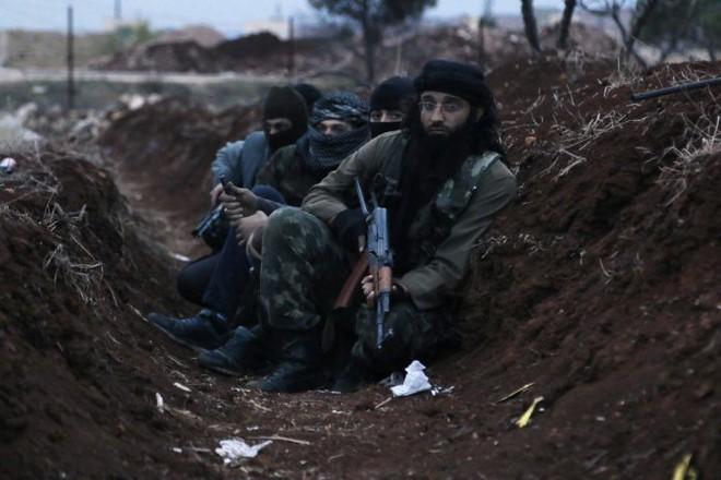 8 tay súng đã bị quân đội Syria tiêu diệt trong vụ tấn công đêm 11-7