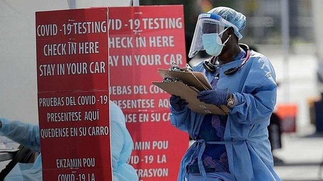 Hiện tổng số ca nhiễm Covid-19 trên toàn cầu là 14.176.334 ca