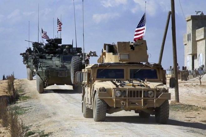 Lực lượng quân đội Mỹ tại Syria