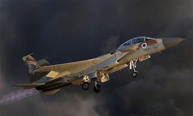 Chiến đấu cơ F-15 của Israel