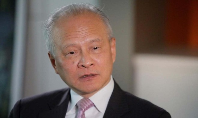 Đại sứ Trung Quốc tại Mỹ Thôi Thiên Khải