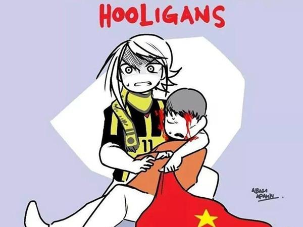 Cộng đồng CĐV Malaysia mong CĐV Việt Nam tha thứ ảnh 1