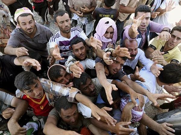Viễn cảnh u ám với người tị nạn ảnh 1
